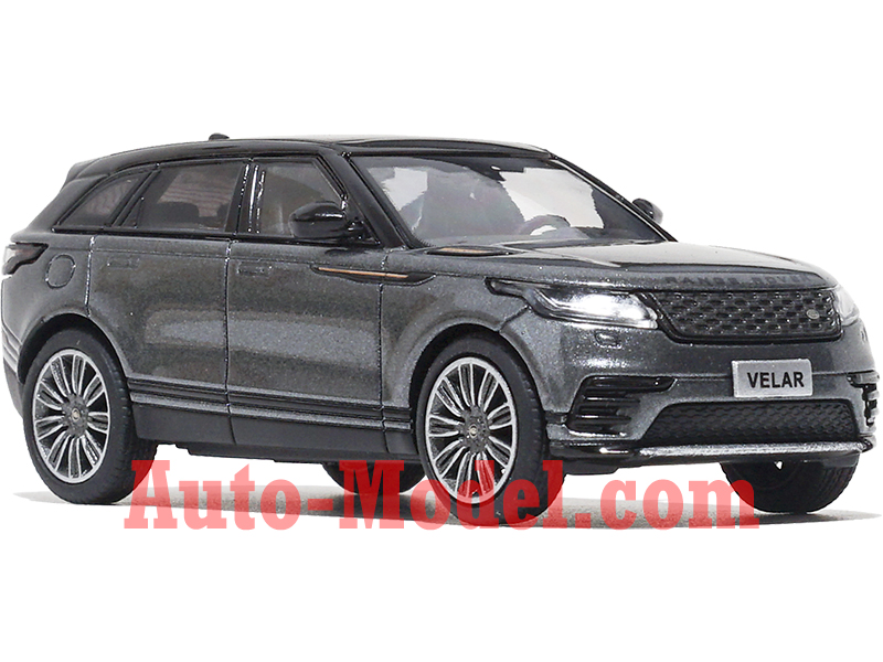 Land Rover Range Rover Velar 2018 Grey LCD MODELS 1:64 LCD64001GR